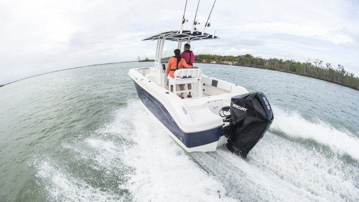 New era Mercury expands V6 FourStroke and SeaPro  outboard families