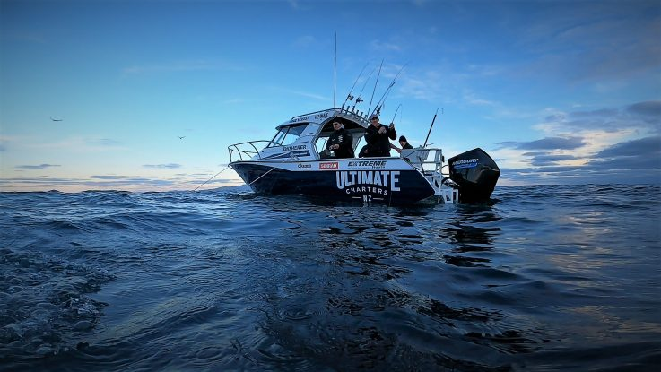 SeaPro Powers Ultimate Charters